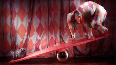 BEST THEMATIC WINDOW DISPLAY: LOUIS VUITTON