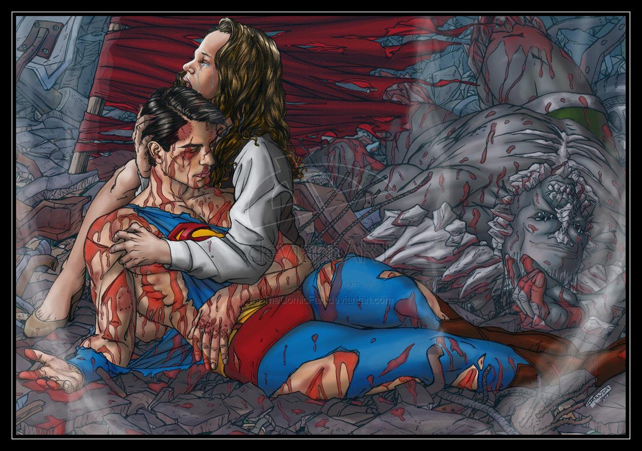Супермен и секс прохождение 27 фотография