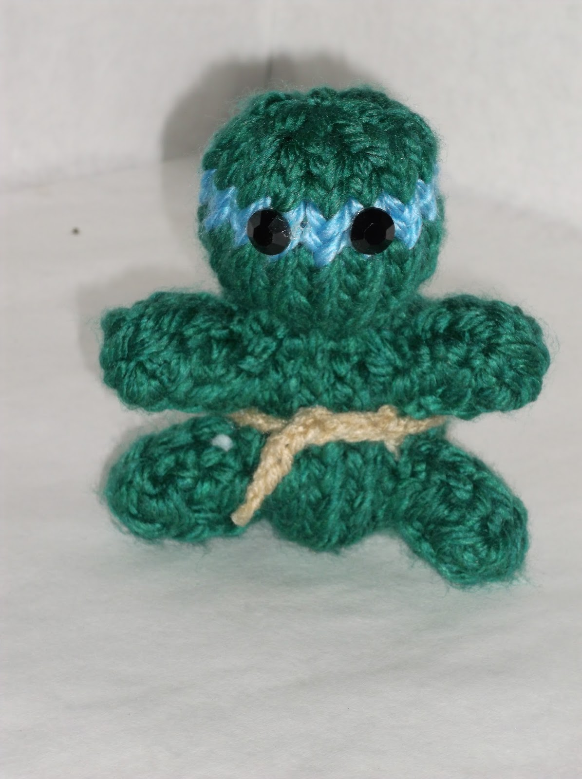 Amigurumi How To Decrease : The Loom Muse : How to Loom Knit Amigurumi Body and Head