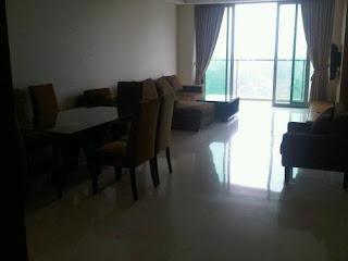 Sewa Apartemen Jakarta Selatan Senayan City Residence
