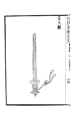 Chinese Thunderfire Whip
