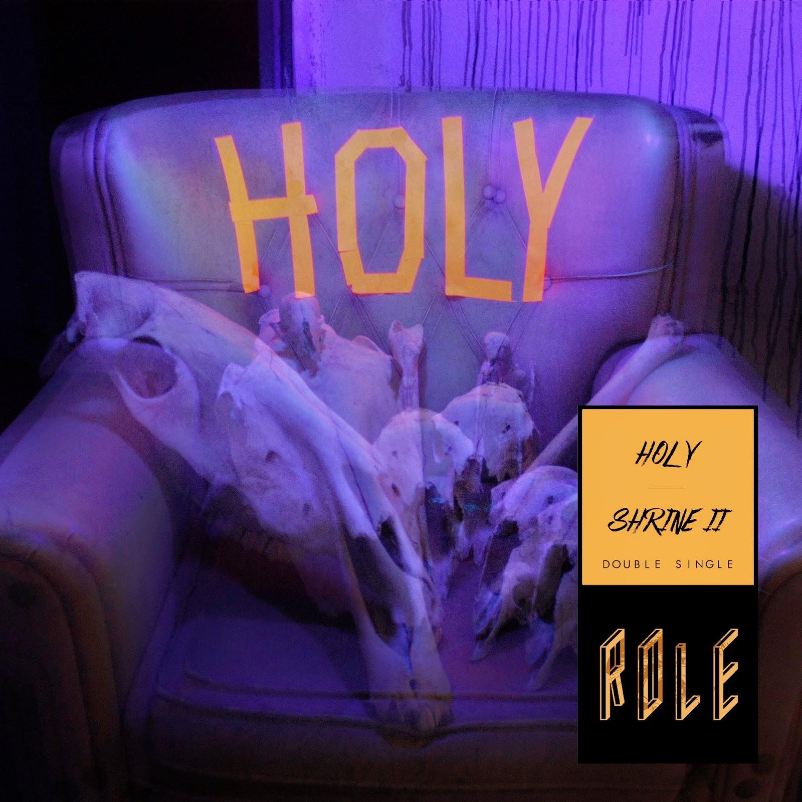 ROLE dos nuevos singles HOLY