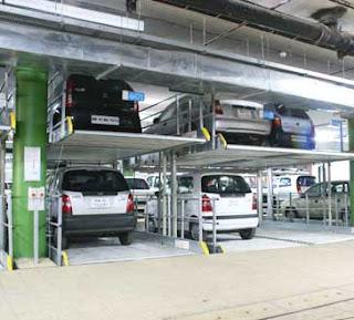 Auto Car Parking System-6