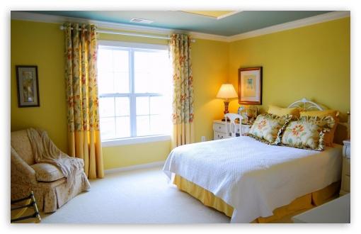 Cuartos Pintados De Amarillo Y Blanco: Cómo decorar habitaciones ...