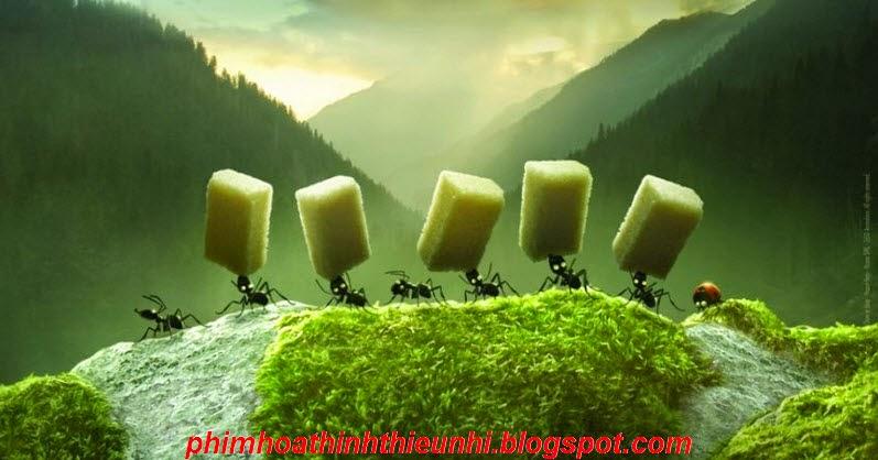 Phim hoạt hình Thung Lũng Kiến