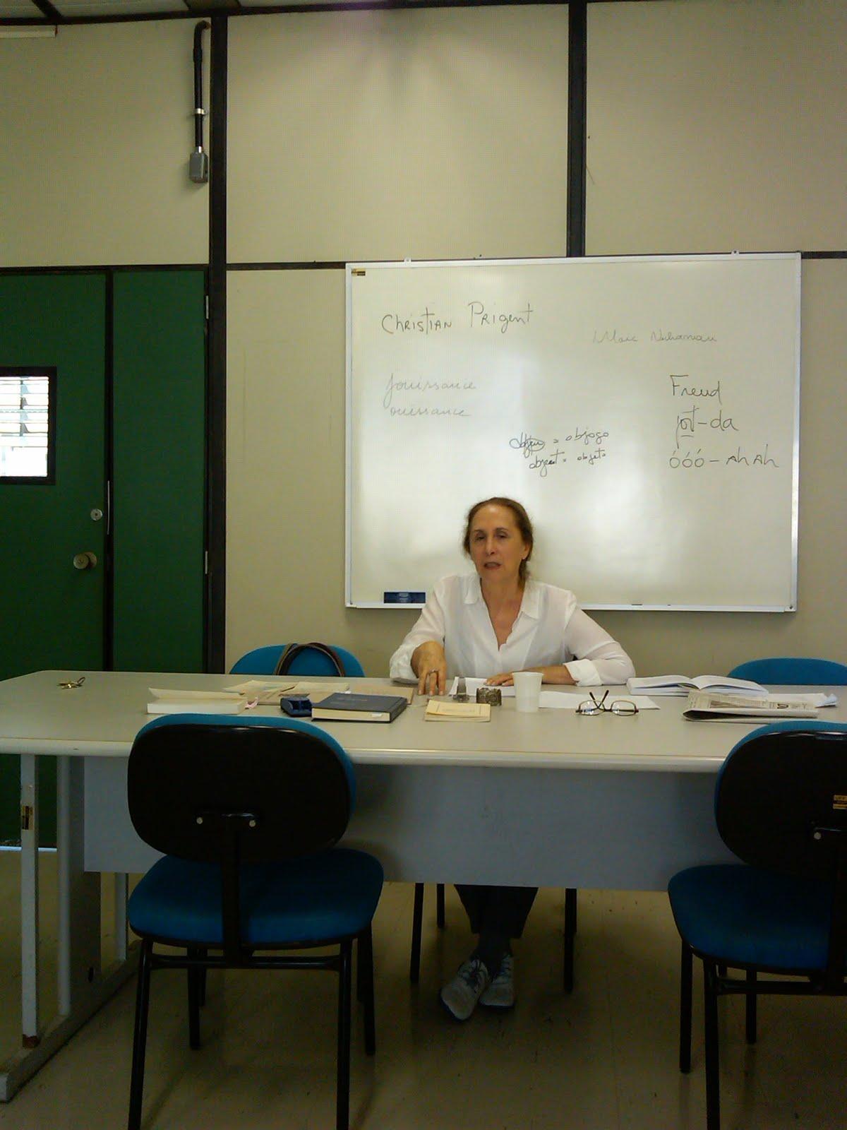 Arquivo pessoal - UFSC, FLORIANÓPOLIS, 2013