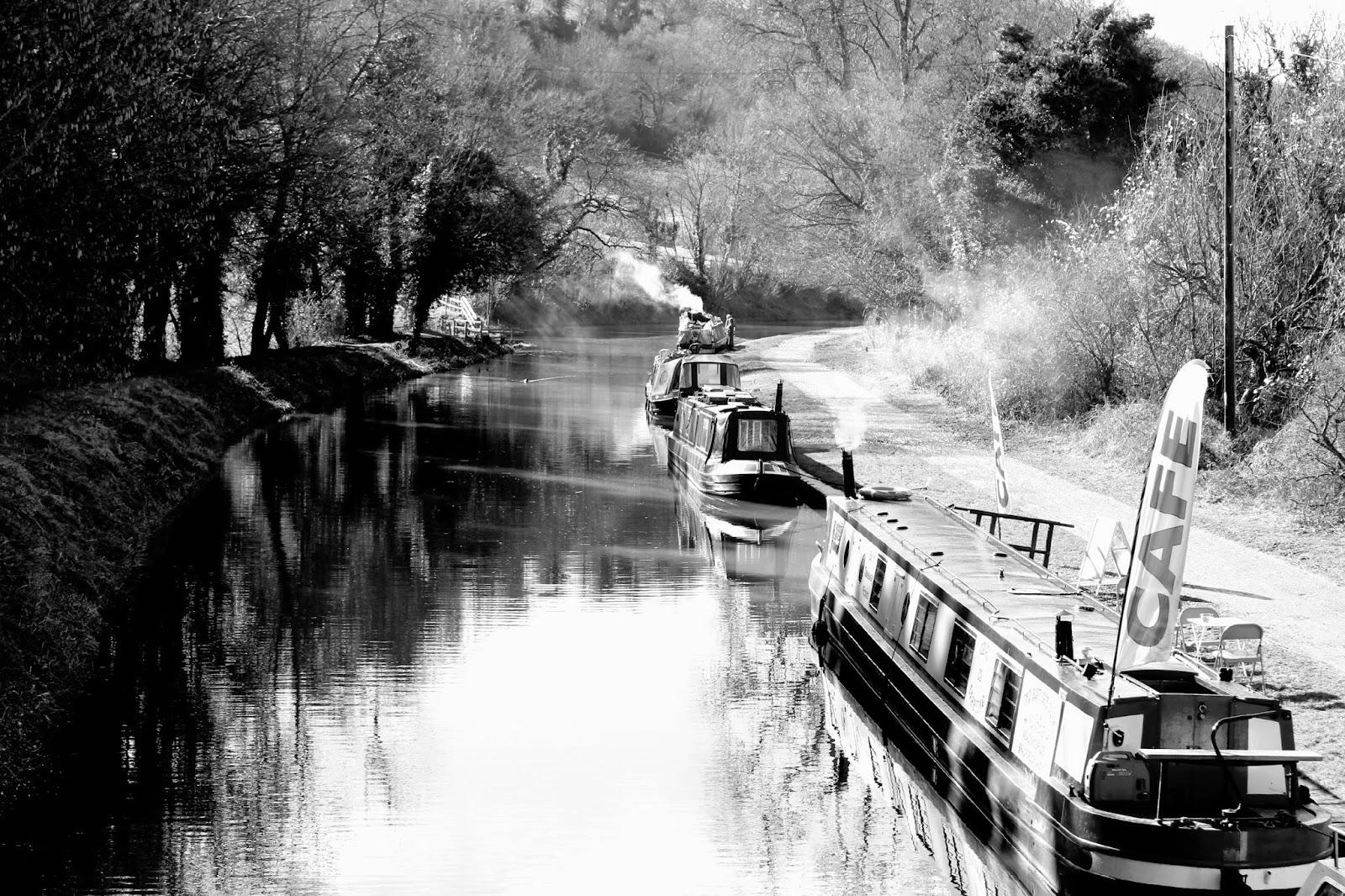 Kennet & Avon Canal // 76sunflowers