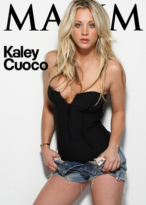 Proof That There Is A God: Kaley Cuoco