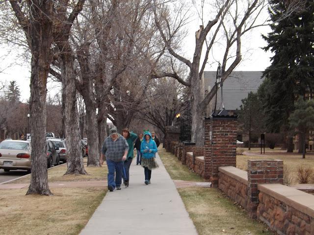 День Св.Патрика В Колорадо Спригс.Блог Американская семья с русскими корнями