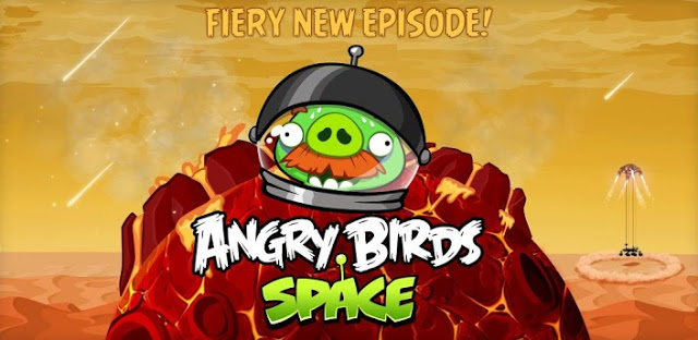 Angry Birds Space Apk Game Premium v1.3.2