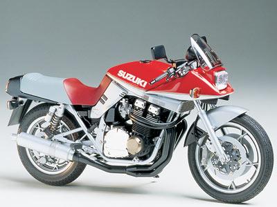 Suzuki on Ancient Motorcycle  Suzuki Katana Gsx 1100 S