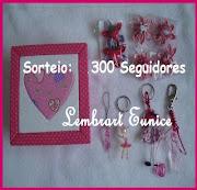 SORTEIO 300 SEGUIDORES