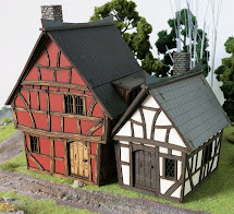 28mm Victorian Warfare Fabled Realms Buildings