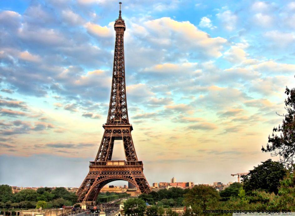 Eiffel Tower Paris France HD desktop wallpaper  High Definition
