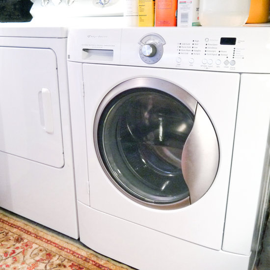vinegar in washing machine front loading