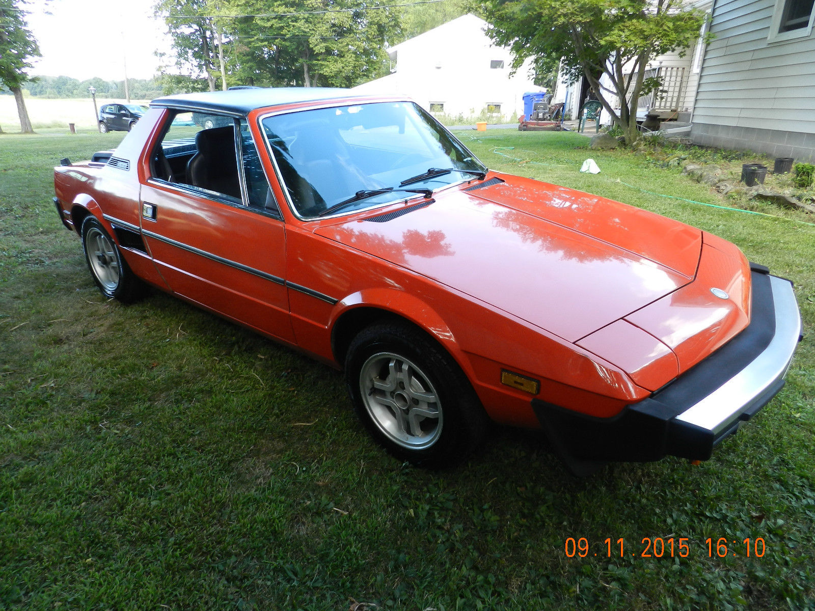 it sale week bring a fiat for trailer auction bertone results