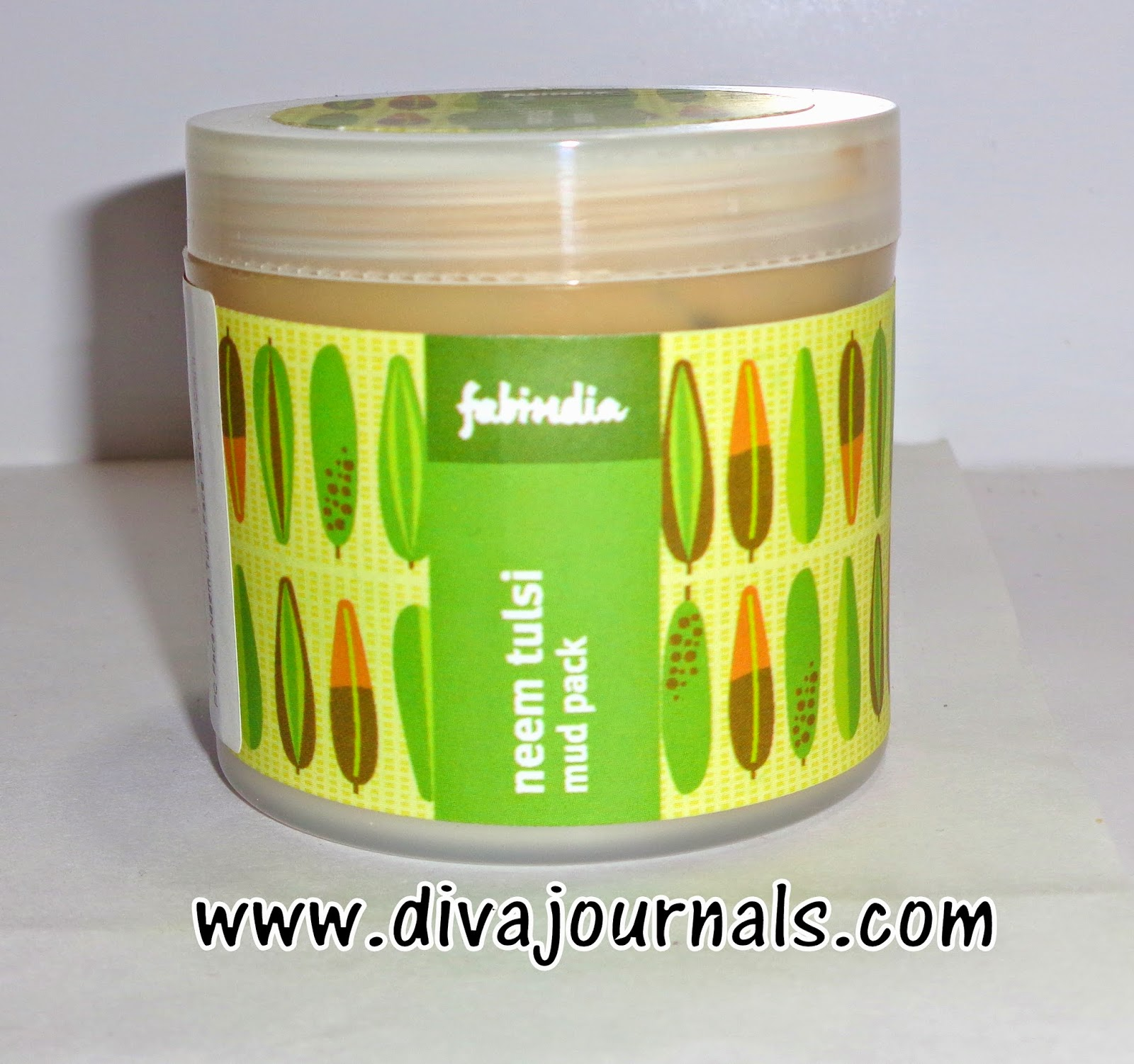 Fabindia Neem Tulsi Face Pack Review