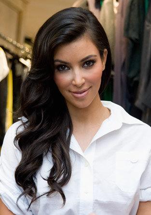 Kim Kardashian Hairstyle 2011 Hot Kim Kardashian layered hairstyles Kim