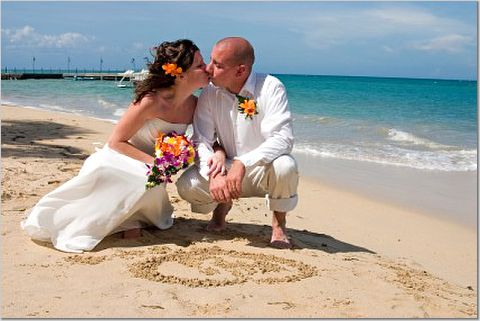 2012 beach wedding packages for Texas beach wedding packages