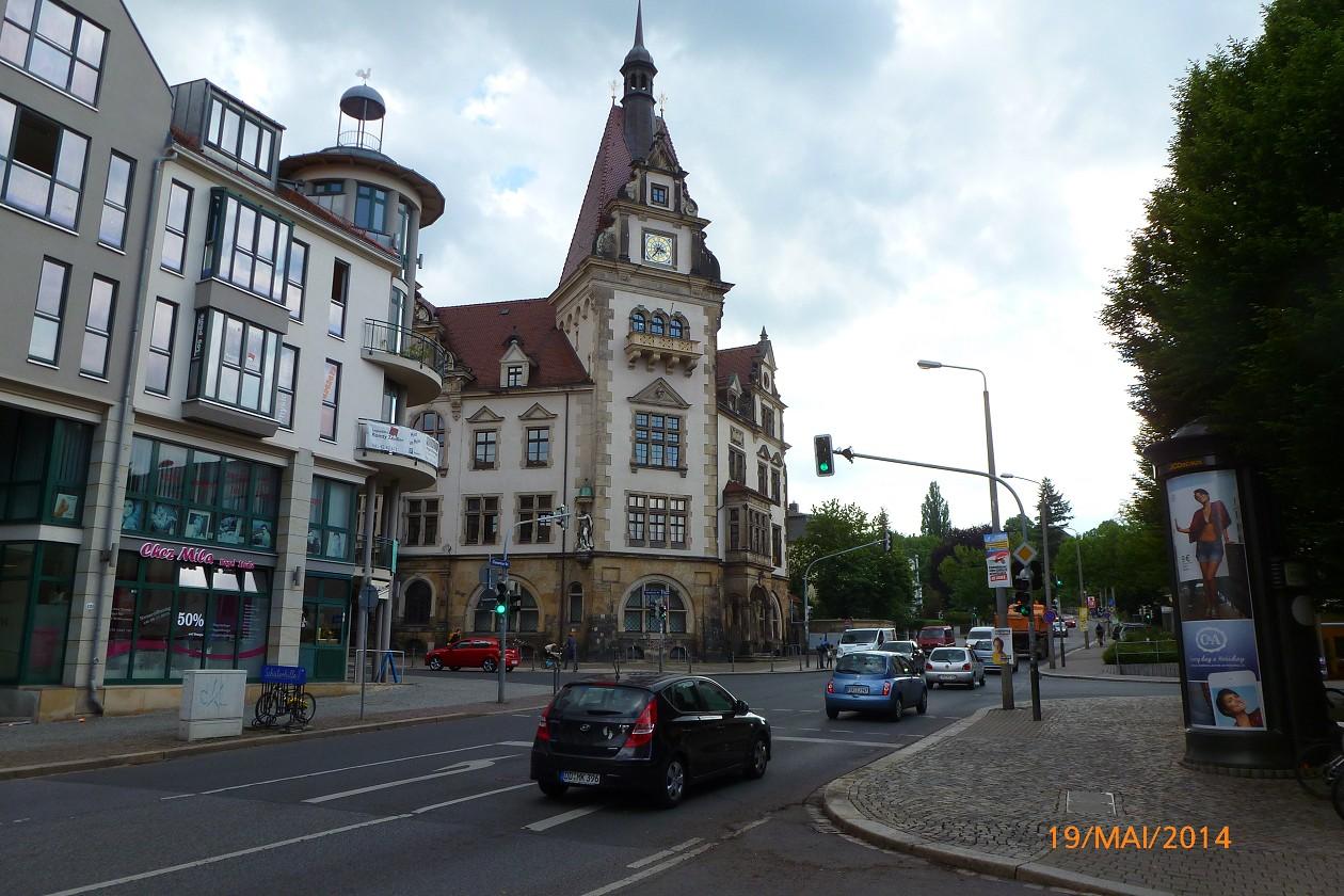 Bausituation Dresden: Dresden-Plauen