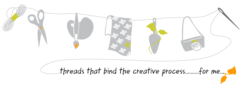 Threads that bind the creative process