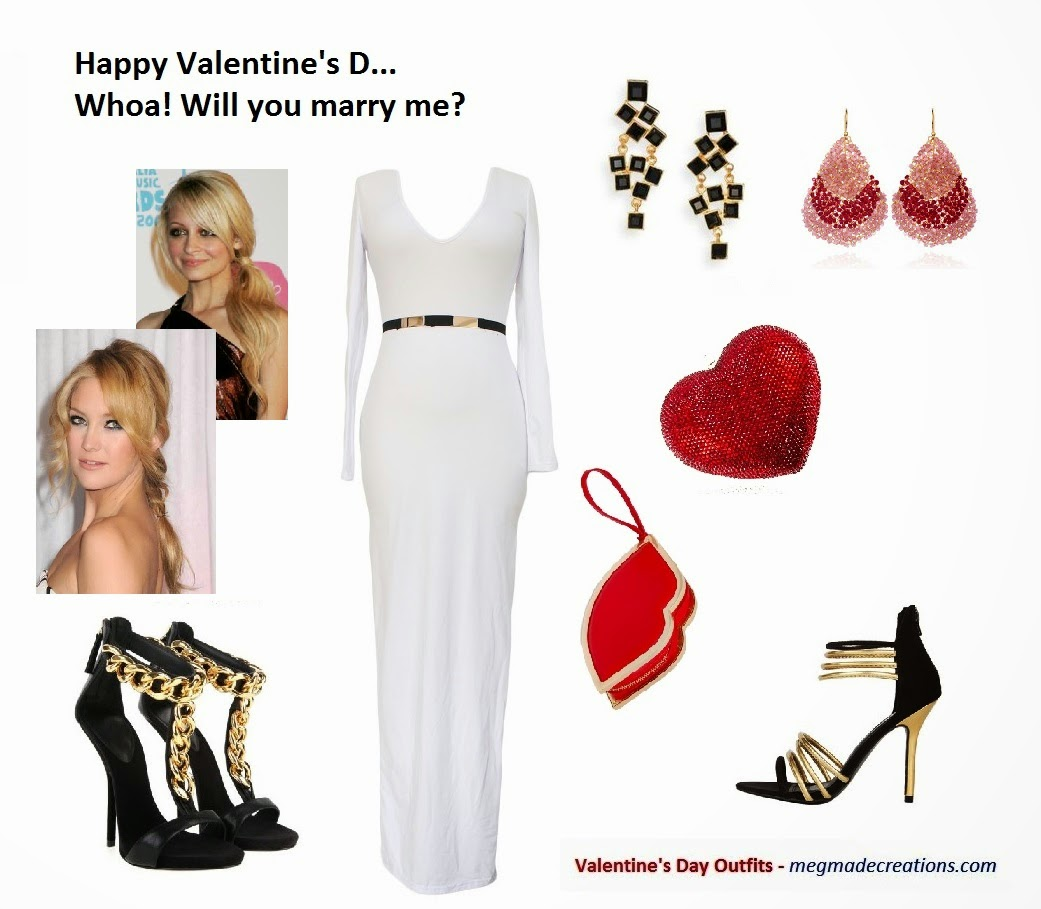 dressing for valentine's date