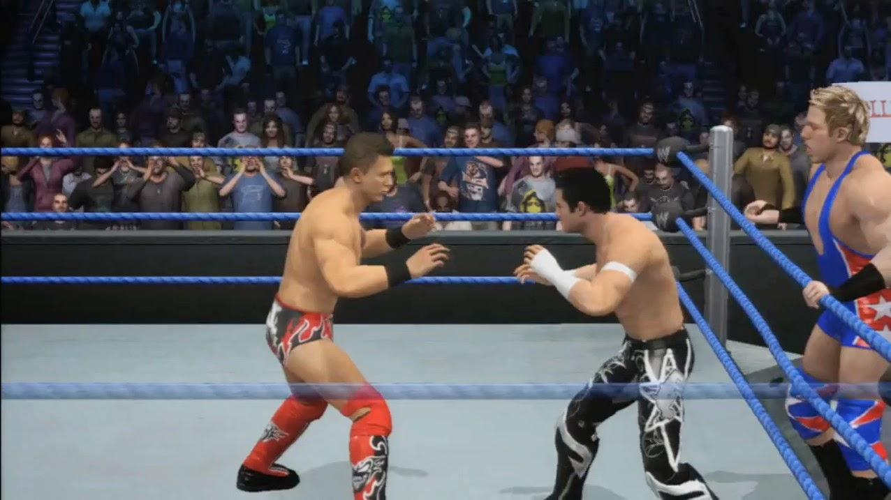 Smackdown vs RAW 2011 para PC Descargar portable