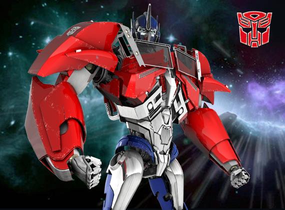 Transformers Prime Oyunları