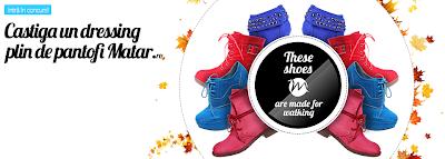 Concurs Matar.ro 2013 - participa si castiga un dressing de pantofi