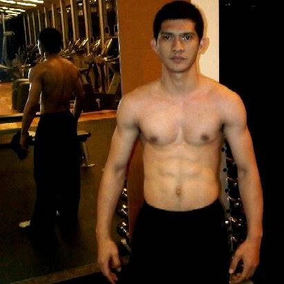 Iko Uwais Hot Body