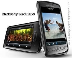 Harga BlackBerry Tourch 9850