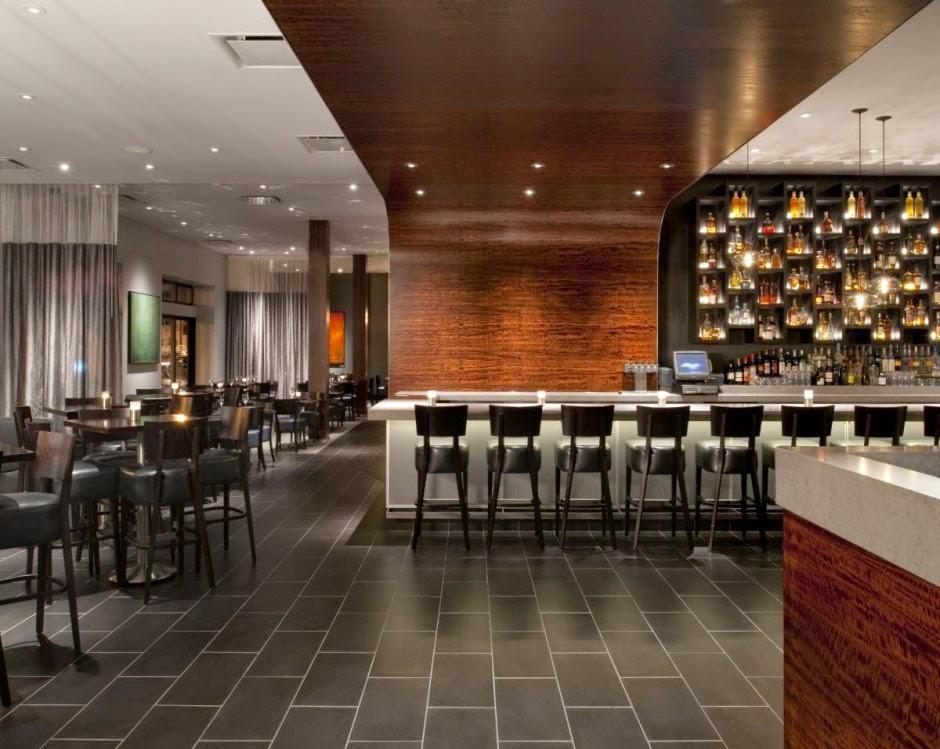 Modern Restaurant Design Vesu Arcsine Architecture