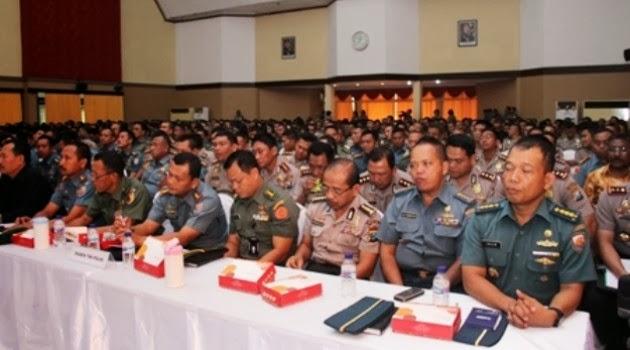 Anggaran Pengamanan Pemilu 2014 Sebesar Rp 1 Triliun