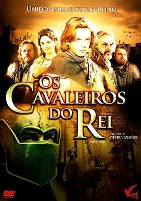 Filme Poster Os Cavaleiros do Rei DVDRip XviD Dual Audio & RMVB Dublado