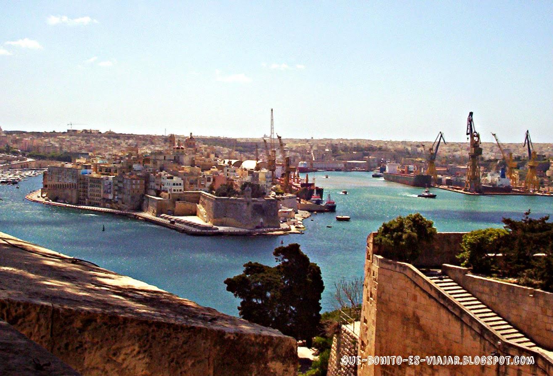 Las tres ciudades Malta