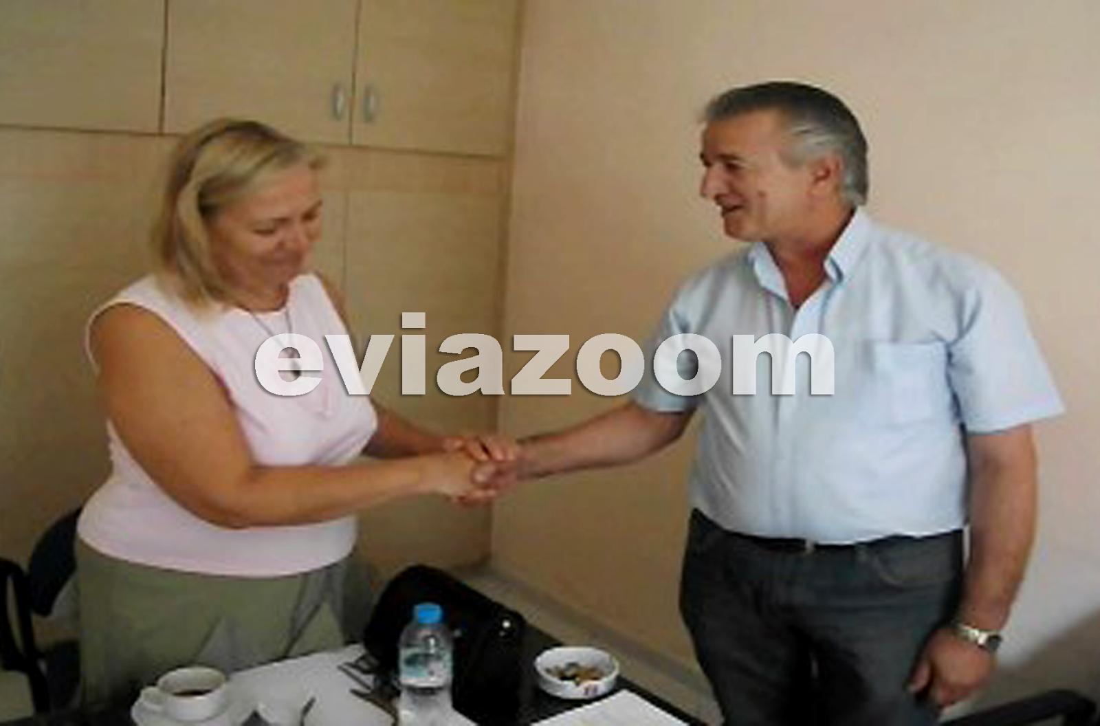 Απ. Βαρδακώστας: «Καλώς ήρθες στο σπίτι σου, Νίκη» - ΒΙΝΤΕΟ