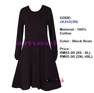 T-shirt-Muslimah-Jameela-JA242(3N)