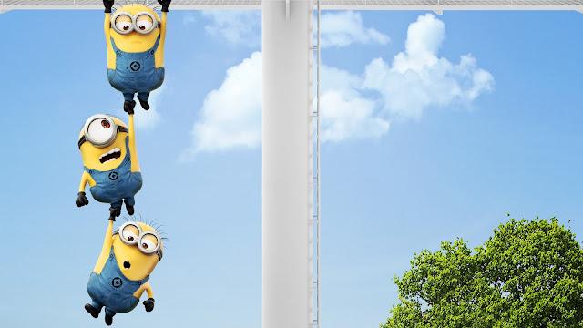 2013 Despicable Me 2 Minions HD Wallpaper