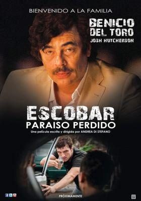 Escobar Paraíso Perdido – Legendado