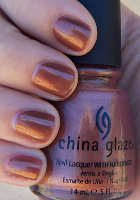 China Glaze Far Out Shade