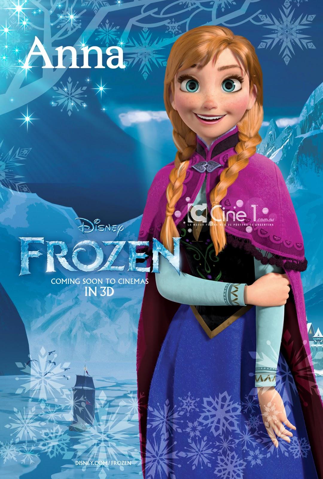 Disney Frozen Anna Elsa
