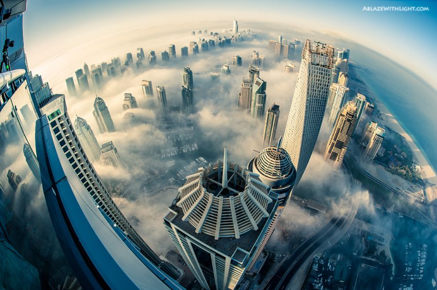 1. Up and Above by Sebastian Opitz