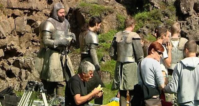 rodaje en islandia - Juego de Tronos en los siete reinos