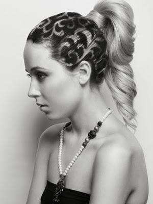 hair stencil 2014 peinados