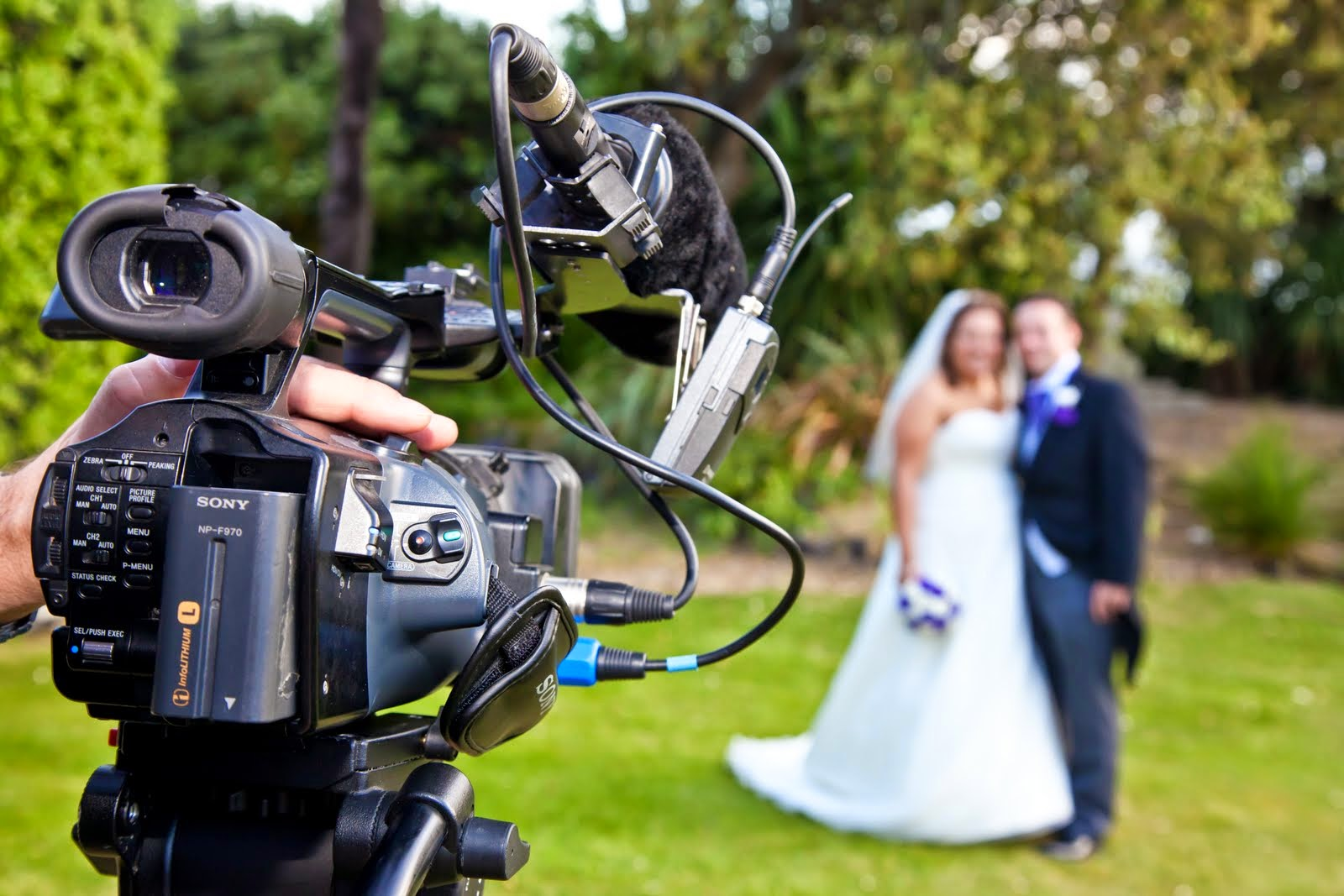 Jasa Video Shooting pernikahan