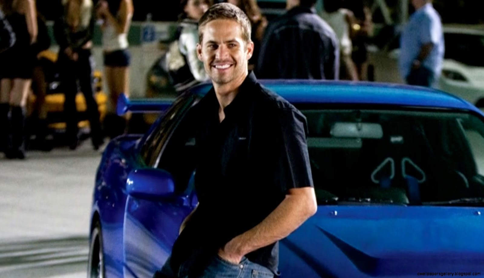 Fast amp Furious Paul Walker