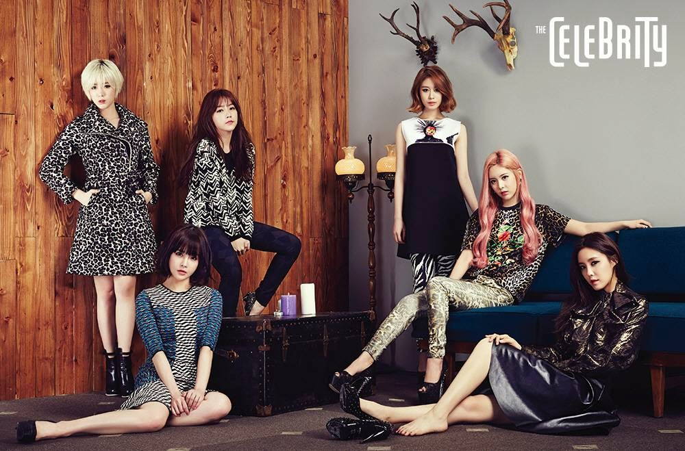 T-ara to become the only Korean girl group to star in Hunan TV's Lunar New Year special program