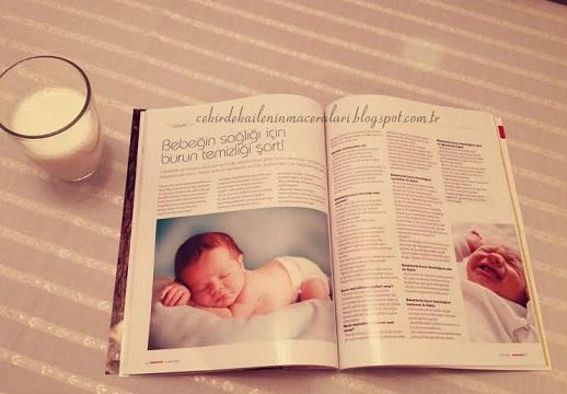 Baby&You Ocak Sayısı (Anne Bebek Dergisi) 2