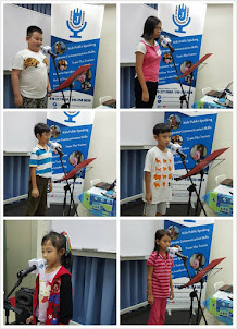 Kids Public Speaking in ENGLISH/MANDARIN