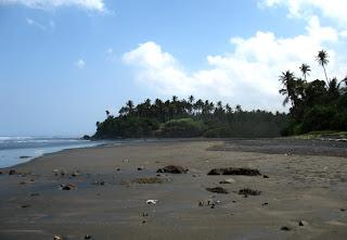 Bonian Beach Selemadeg Tabanan